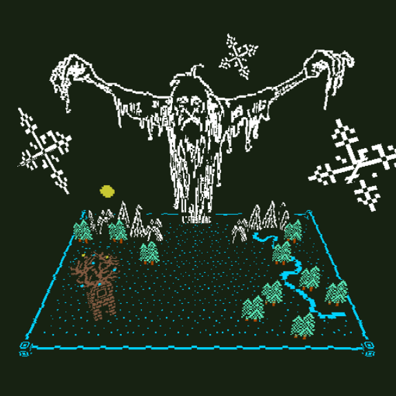 Screenshot from Siblings of Winter and Spring game